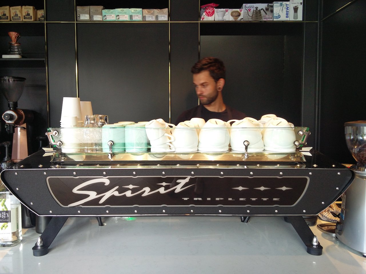 Standard coffee bar