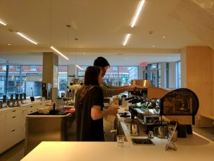 Dispatch Coffee Saint-Laurent